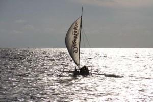 インドネシア報告(10) 写真レポート・航海トレーニング 2008/12/15