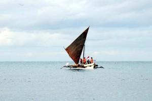 インドネシア報告(21) 現在、順調に航海中 2009/6/12